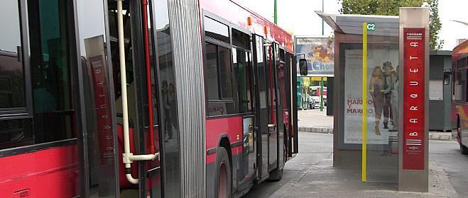 Alicante, Ciudad Real y Sevilla son las ciudades que más han subido sus tarifas de autobuses en 2008