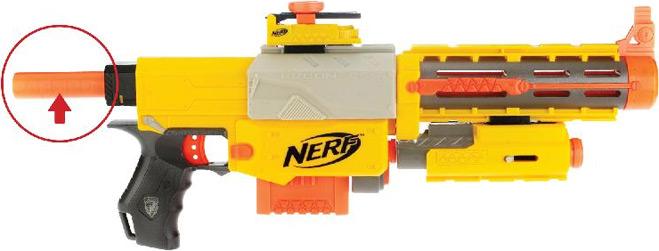 Hasbro retira en EEUU, Canadá y Nueva Zelanda las pistolas de juguete Nerf N-Strike Recon por riesgo de lesiones