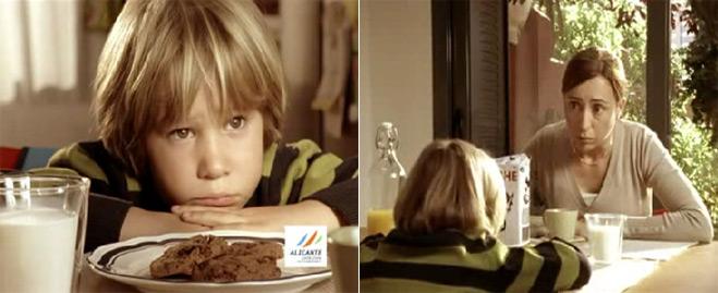 FACUA demanda a Asturiana la retirada de un 'spot' donde un ni�o recrimina a su madre que no le compre leche de la marca