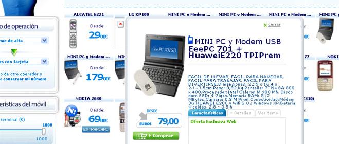 FACUA denuncia a Movistar por negarse a entregar ordenadores portátiles comprados a través de su tienda 'online'