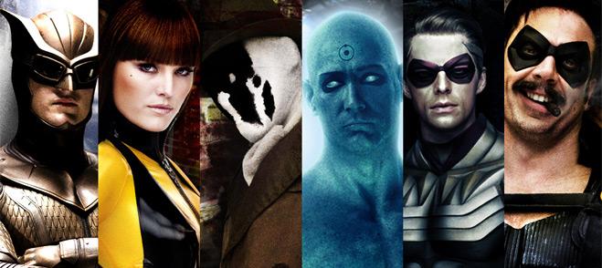Fox gana a Warner la primera batalla judicial por 'Watchmen'