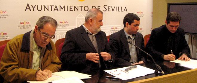 FACUA y la Fundación DeSevilla firman un acuerdo de colaboración