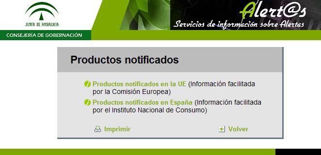 FACUA considera fallida la puesta en marcha de la Red de Alerta de Andalucía