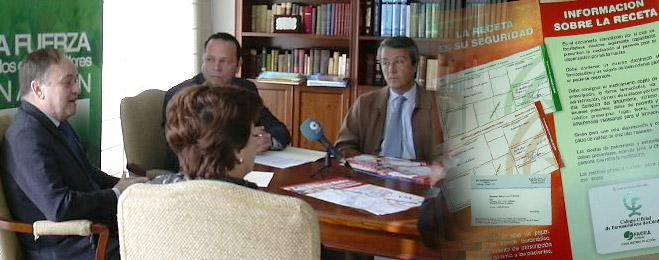 FACUA C�rdoba y el Colegio de Farmac�uticos de la provincia firman un convenio de colaboraci�n