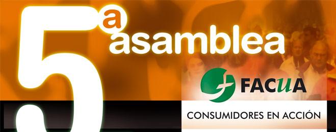FACUA celebra su 5ª Asamblea General