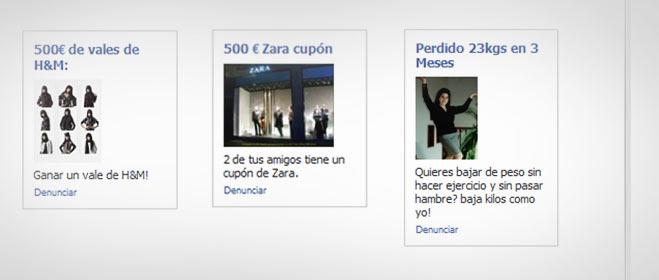 FACUA insta a Facebook a retirar la publicidad de productos seudoadelgazantes y otros anuncios fraudulentos