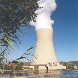 Endesa, multada con 15,4 millones por las fugas radiactivas de la central de Ascó I