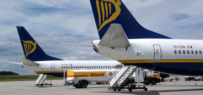 España pide a Irlanda que actúe contra Ryanair ante las irregularidades denunciadas por FACUA