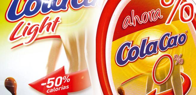 Nutrexpa retira del mercado su Cola Cao Light tras las denuncias de FACUA