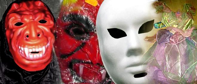 Las autoridades de Consumo ordenan la retirada de 17 máscaras, pelucas y disfraces inseguros
