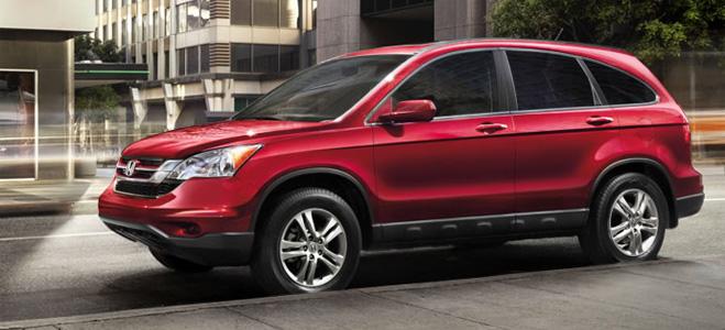 Llamada a revisión a automóviles Honda CR-V por riesgo de incendio