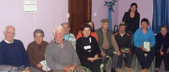FACUA Málaga ha impartido una charla en Benalauría sobre el cambio climático