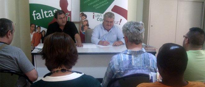 La Plataforma de Personas Afectadas por la Hipoteca en la Región de Murcia defenderá los derechos de los usuarios perjudicados