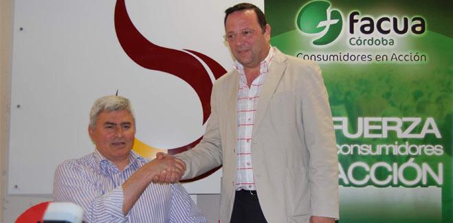 FACUA Córdoba y la Federación Provincial de Asociaciones de Minusválidos Físicos y Orgánicos de Córdoba firman un convenio de colaboración