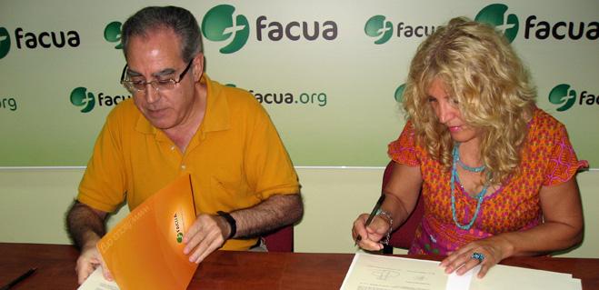FACUA y la Asociación Nacional de Protésicos Dentales Autónomos firman un convenio de colaboración