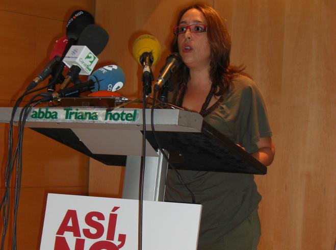 Organizaciones sociales de Andalucía muestran su apoyo a la huelga general