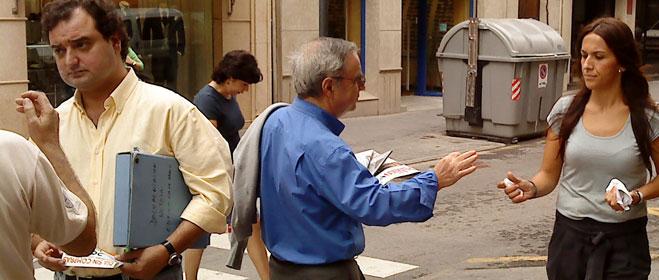 FACUA Jaén promueve el Día sin Compras