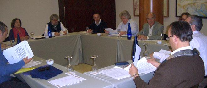 FACUA celebra la II Reunión de Presidentes de sus organizaciones territoriales