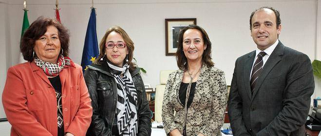 El coordinador de la oficina regional de CI para América Latina y el Caribe visita la sede central de FACUA