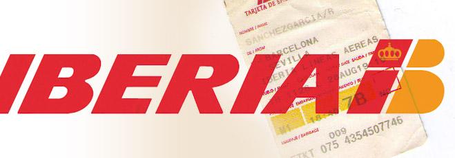 Iberia tarda 4 años en pagar una compensación por la cancelación de un vuelo tras falsear los motivos