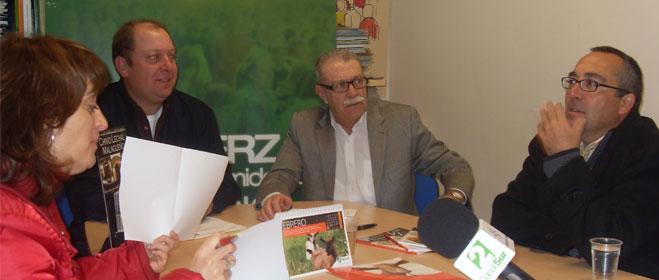 FACUA Málaga y la Asociación Española de Criadores de la Cabra Malagueña firman un convenio de colaboración