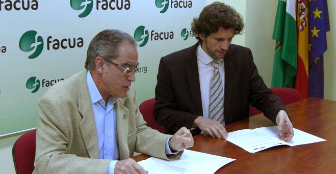 FACUA y Pepephone firman un convenio de colaboración