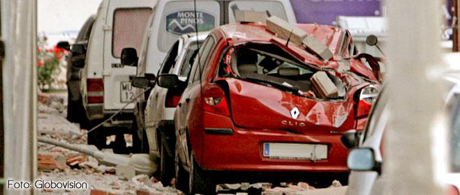 Asesoramiento a los afectados por el terremoto de Lorca