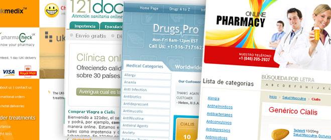 FACUA detecta 28 páginas web que venden ilegalmente fármacos en España