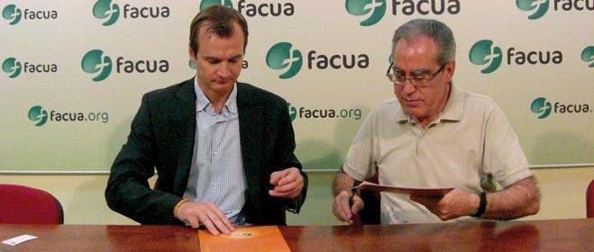 FACUA y Másmovil firman un convenio de colaboración
