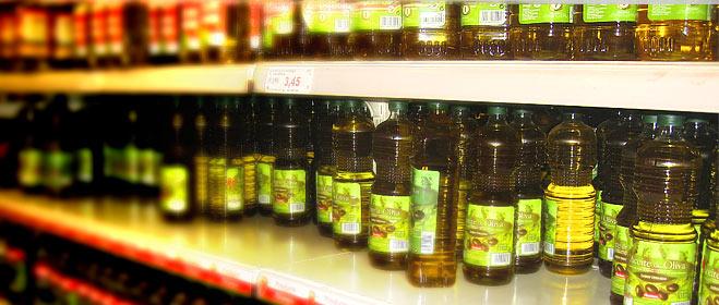 FACUA detecta diferencias de hasta el 82% en los precios del aceite de oliva