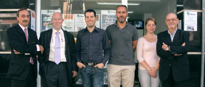 Éxito de FACUA Catalunya en su jornada de puertas abiertas y la Muestra de Asociaciones