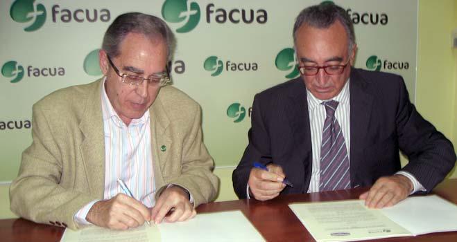 FACUA y Danone firman un convenio de colaboración