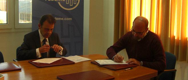 FACUA Sevilla y Asocasión firman un convenio de colaboración