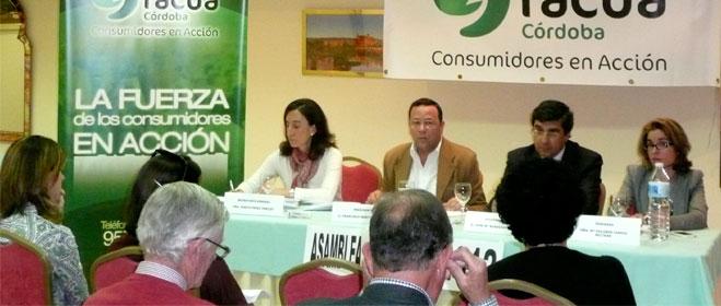 FACUA Córdoba celebra su XXIV Asamblea General de Socios