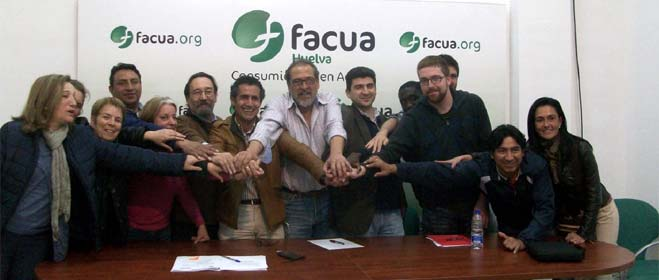 FACUA  Huelva se suma a la Huelga General