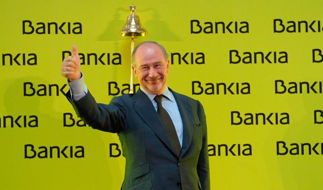 """La secretaria general de FACUA considera """"aberrante"""" que se destine a Bankia el dinero que no había para sanidad y educación"""