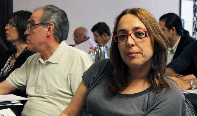 Olga Ruiz, reelegida por  unanimidad presidenta de FACUA Andalucía en su 7º Congreso