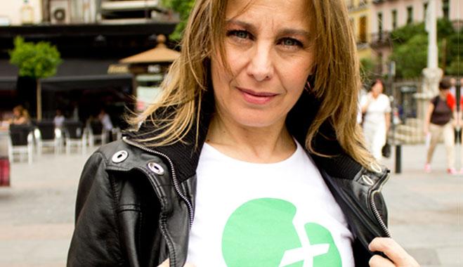Silvia Marsó, Ramón Arangüena y Natalia Dicenta protagonizan una campaña contra los recortes en la educación pública