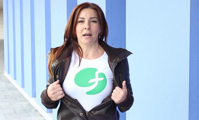 Las Virtudes y Javivi protagonizan una campaña contra el 'spam' telefónico