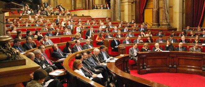 El Parlamento catalán admite una propuesta de referéndum contra los recortes de la Generalitat