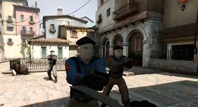 FACUA pide al fabricante de 'Counter-Strike: Global Offensive' que elimine la simbología etarra por respeto a las víctimas