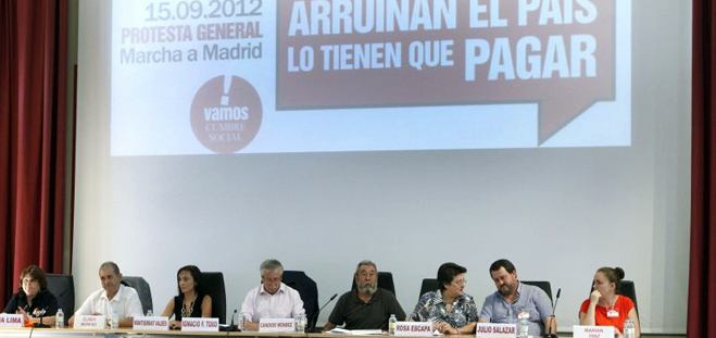 FACUA llama a la movilización el 15S para responder a las agresiones del Gobierno con el recorte de todo tipo de derechos