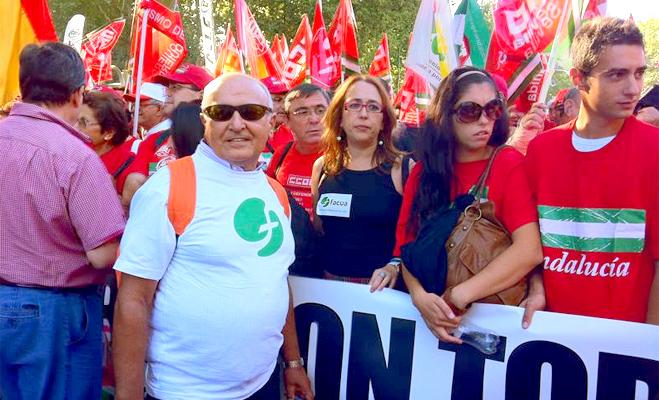 La declaración de la Cumbre Social denuncia la amenaza de ilegalización de FACUA