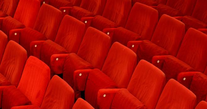 El cine ha subido un 9% en lo que va de 2012, según un estudio de FACUA