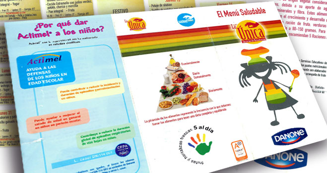 FACUA Cádiz denuncia la realización de una campaña publicitaria en colegios por una empresa que gestiona comedores