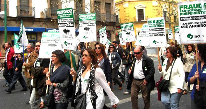 FACUA se suma al 14N y llama a participar en la huelga como trabajadores y consumidores