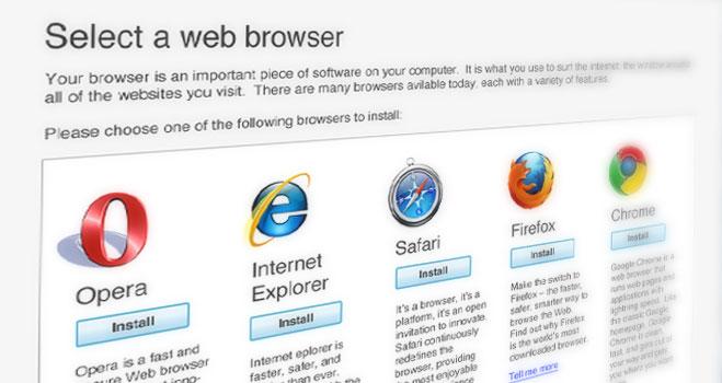 FACUA espera una multa contundente contra Microsoft por no facilitar la elección de navegador en Windows