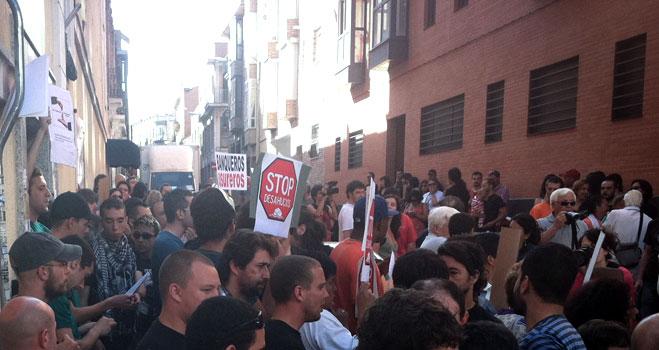 FACUA pide a PP y PSOE que abran la redacción de la ley de desahucios a toda la sociedad civil