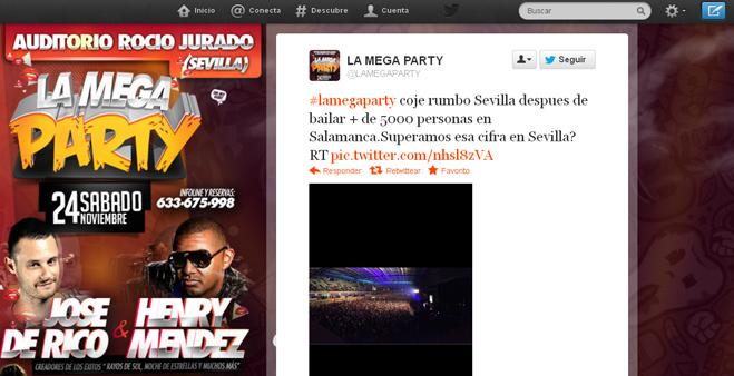 FACUA Sevilla pide a la Junta controles exhaustivos sobre el aforo de La Mega Party