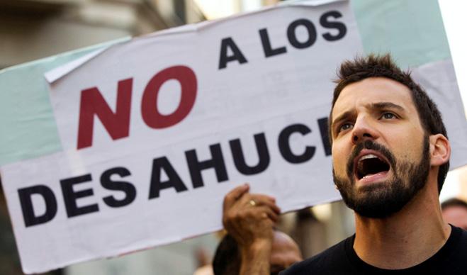 FACUA denuncia que las medidas del Gobierno demuestran su insensibilidad con el drama de los desahucios